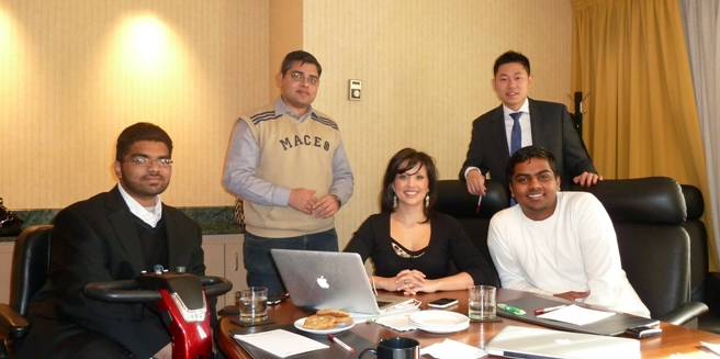 Schulich work group